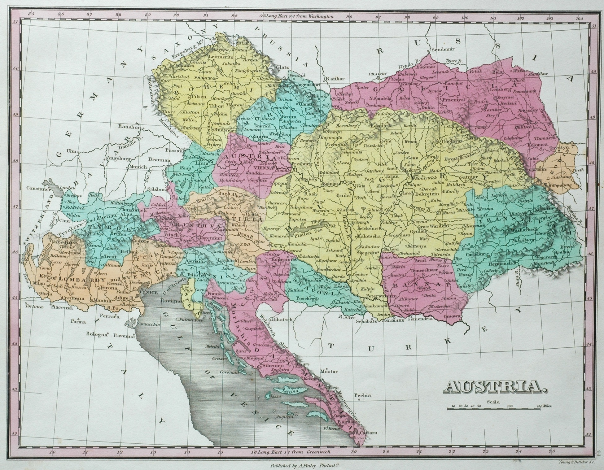 Burgenland Related Maps Of Hungary